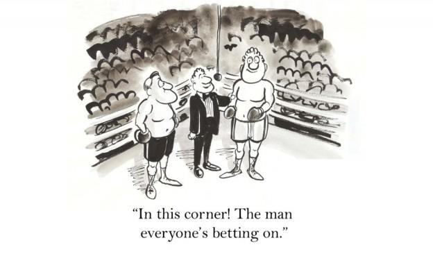 cartoon about bias
