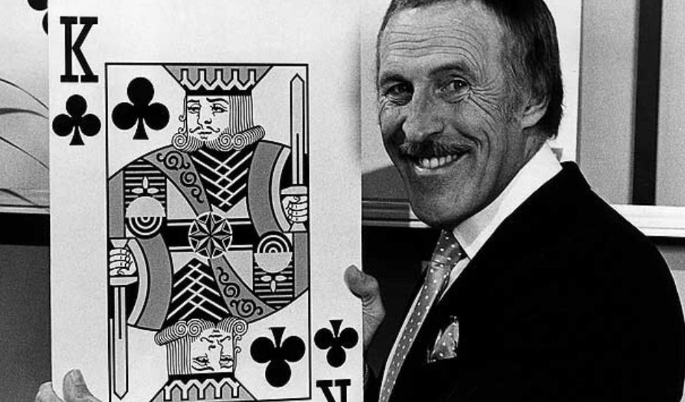 brucie play your cards right