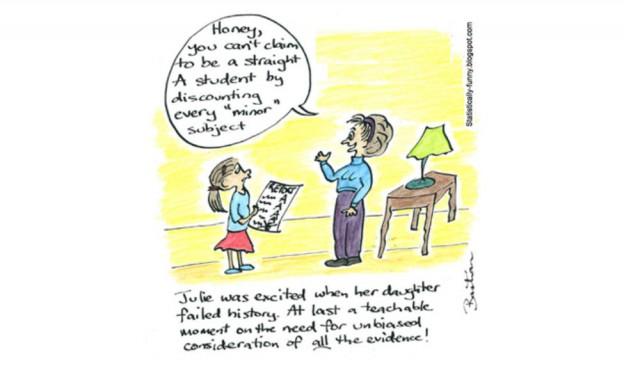 Hilda Bastian cartoon