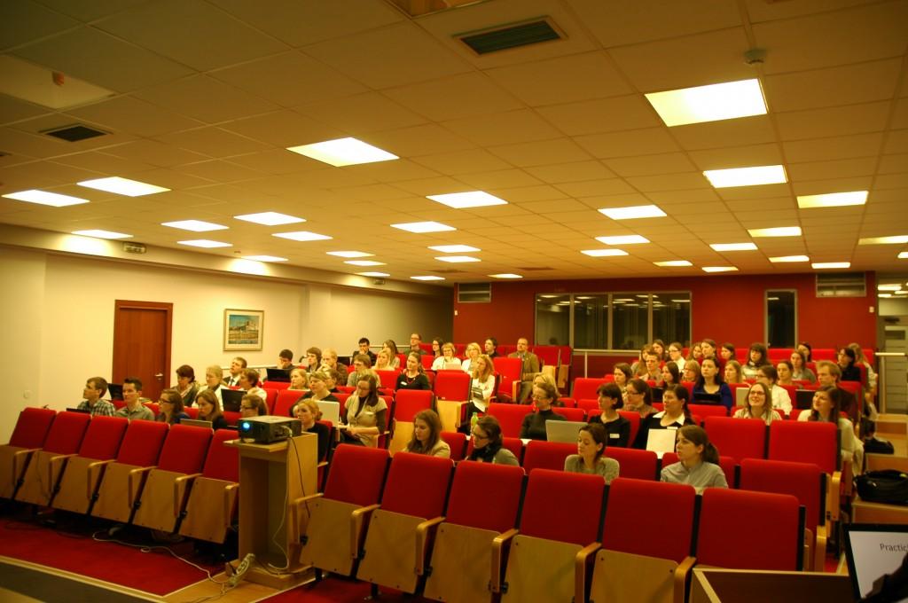 EBM Conference 2013, Workshop
