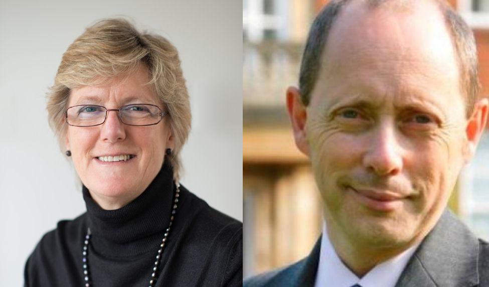 Sally Davies & Andrew Dilnot