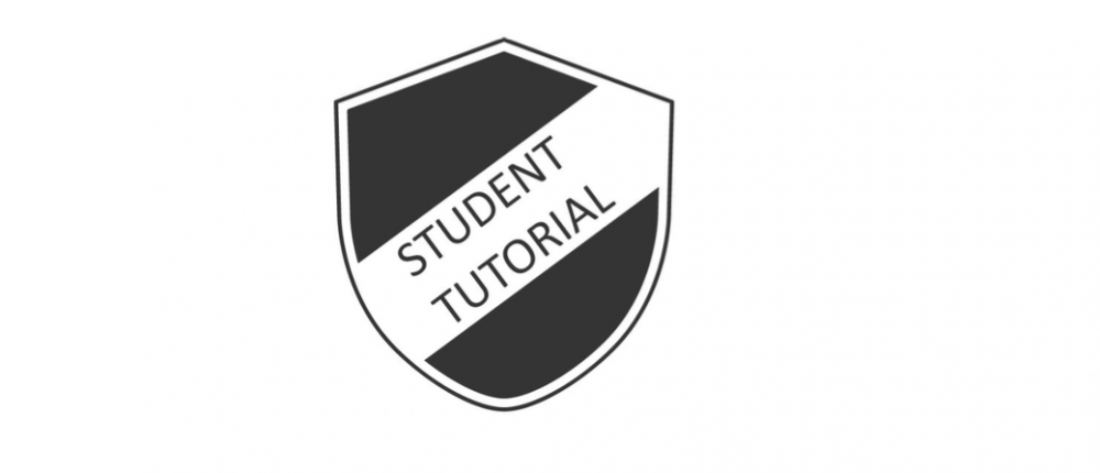 Student Tutorial badge
