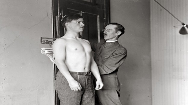 us army physical examination
