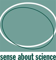 Link to Sense about Science website