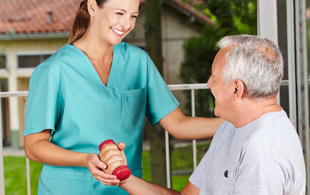 physical therapy home health