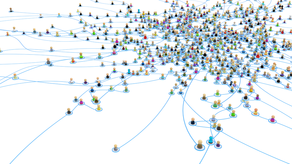 clustering populations