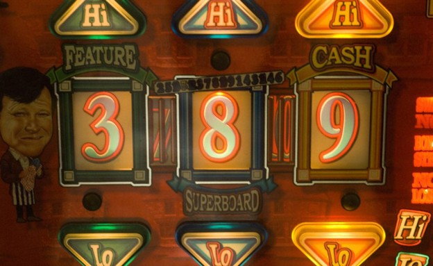 C0034517 Fruit machine, Wellcome Image Library