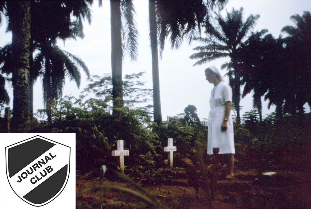 Nurse-nun_visits_graves_of_victims_of_1976_Zaire_Ebola_outbreak_journal
