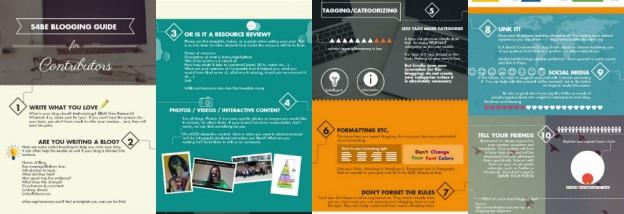 Blogging tips banner