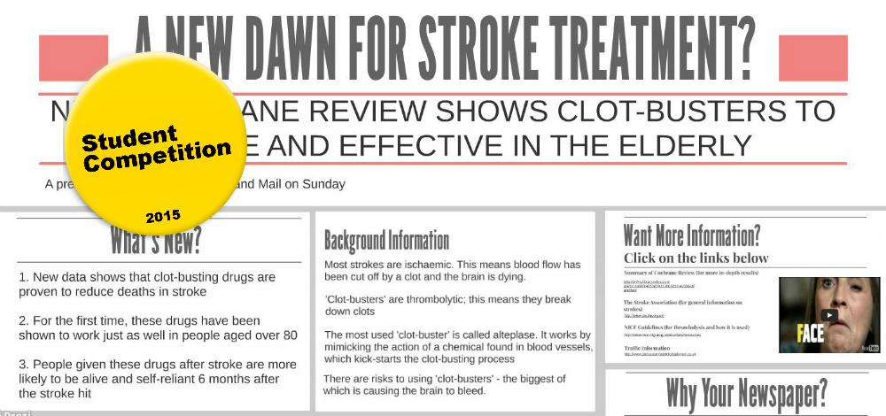 Stroke treatment