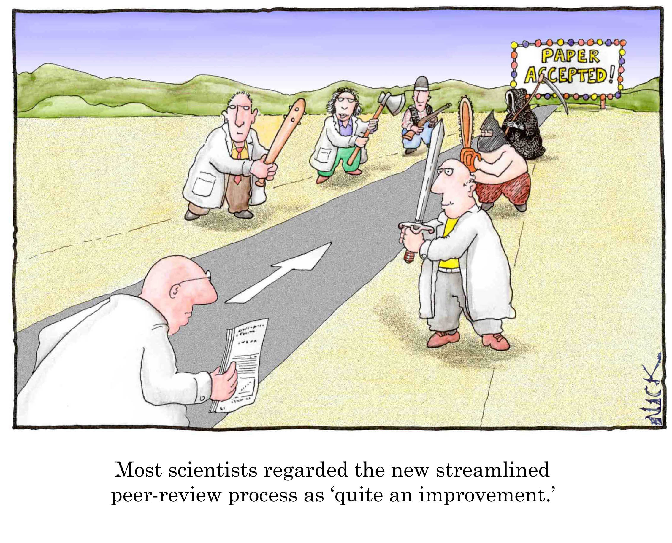 Peer Review – The Achilles Heel of Modern Research