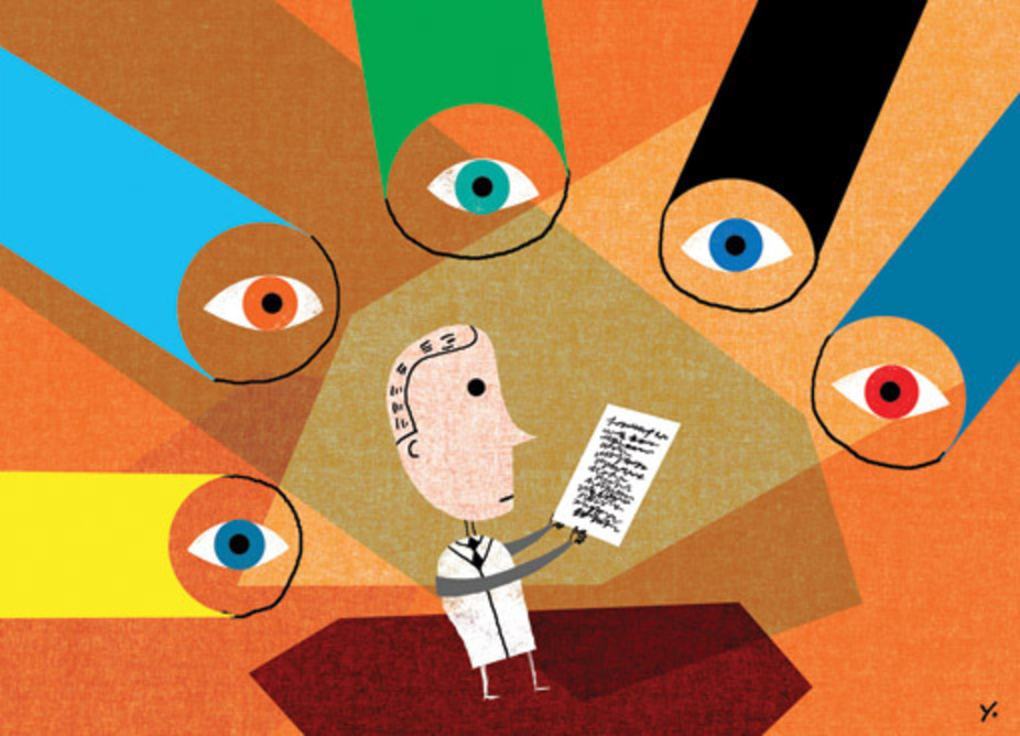 problems with peer review