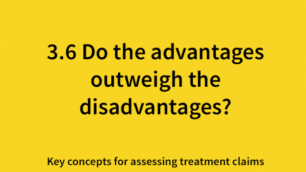 Do the advantages outweigh the disadvantages?